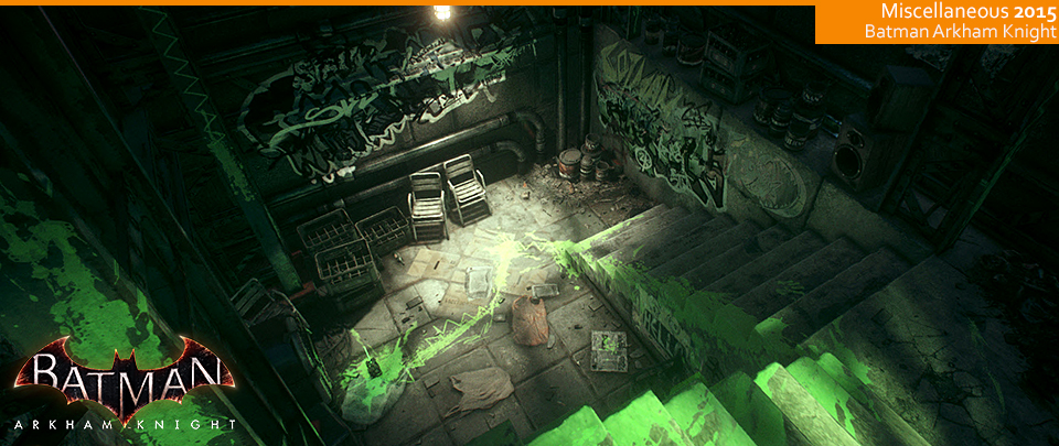 Riddler Secret Room